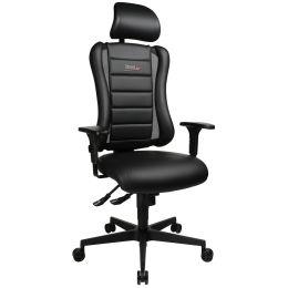 Topstar Bürodrehstuhl Sitness RS, schwarz / schwarz
