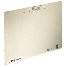 LEITZ Einlegeblatt, (B)323 x (H)224 mm, chamois