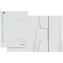 LEITZ Jurismappe, DIN A4, Karton 320 g/qm, weiß
