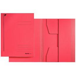 LEITZ Jurismappe, DIN A4, Karton 320 g/qm, rot