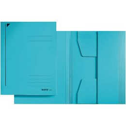 LEITZ Jurismappe, DIN A4, Karton 320 g/qm, blau
