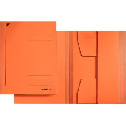 LEITZ Jurismappe, DIN A4, Karton 320 g/qm, orange