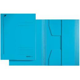 LEITZ Jurismappe, DIN A5, Karton 320 g/qm, blau