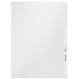 LEITZ Sichthülle Standard, A5, PP, genarbt, 0,13 mm