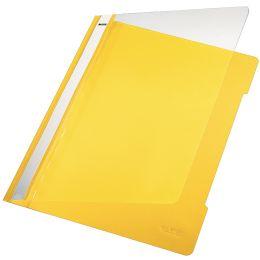 LEITZ Schnellhefter Standard, DIN A4, PVC, gelb