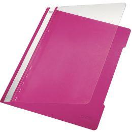 LEITZ Schnellhefter Standard, DIN A4, PVC, pink