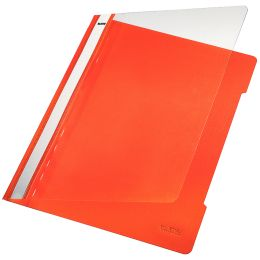 LEITZ Schnellhefter Standard, DIN A4, PVC, orange