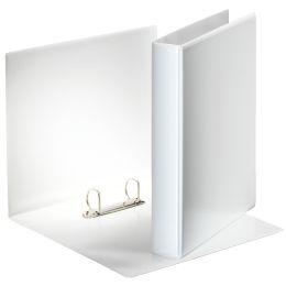 Esselte Präsentations-Ringbuch, A5, weiß, 2D-Ring