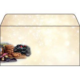 sigel Weihnachts-Umschlag Winter Smell, DIN lang