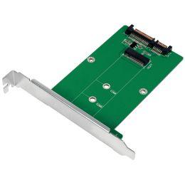 LogiLink SATA - M.2 SATA SSD Schnittstellenkarte