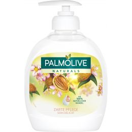 PALMOLIVE Flüssigseife NATURALS Mandelmilch, 300 ml