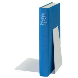 LEITZ Buchstütze, (B)125 x (T)145 x (H)140 mm, weiß
