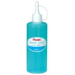 Pentel Flüssigkleber Nachfüll-Flasche ER-S, Inhalt: 300 ml