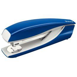LEITZ Heftgerät Nexxt 5504, Heftleistung: 40 Blatt, blau