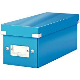 LEITZ CD-Ablagebox Click & Store WOW, blau