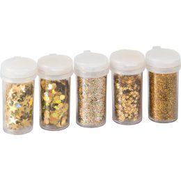 KNORR prandell Glitter-Mix / Glitterpulver gold
