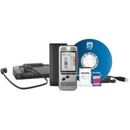 PHILIPS Diktier- und Wiedergabe-Set Pocket Memo DPM7700
