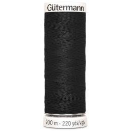 Gütermann Nähgarn Allesnäher SB, 200 m, Farbe: 000