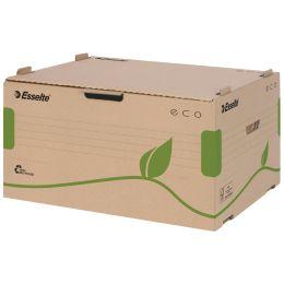 Esselte Archiv-Container ECO für Schachteln, braun