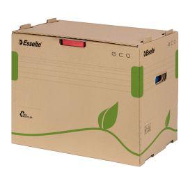 Esselte Archiv-Container ECO für Ordner, braun