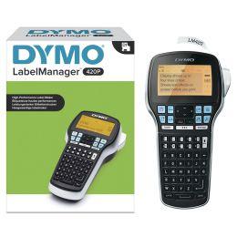 DYMO Hand-Beschriftungsgerät LabelManager 420P