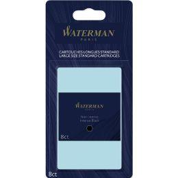 WATERMAN Standard-Großraum Tintenpatronen, schwarz