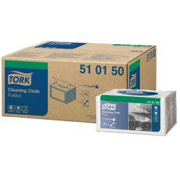TORK Allzweck-Reinigungstücher, 385 x 320 mm, weiß
