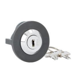 uniTEC Steckdosenschloss für Schutzkontakt-Steckdose