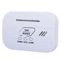 uniTEC Kohlenmonoxidmelder, weiß, Alarmsignal: ca. 85 dB