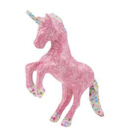 décopatch Pappmaché-Set Einhorn, 5-teilig