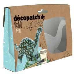 décopatch Pappmaché-Set Dinosaurier, 5-teilig