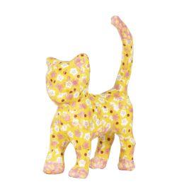 décopatch Pappmaché-Set Katze, 5-teilig