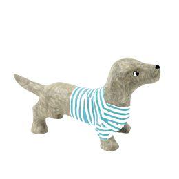 décopatch Pappmaché-Set Dackel, 5-teilig