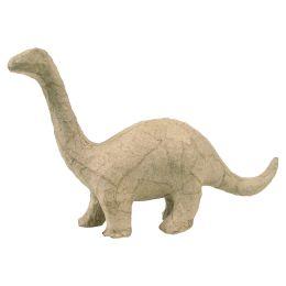décopatch Pappmaché-Figur Brontosaurus, 100 mm