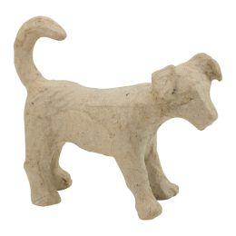 décopatch Pappmaché-Figur Hund, 85 mm