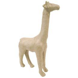 décopatch Pappmaché-Figur Giraffe, 280 mm