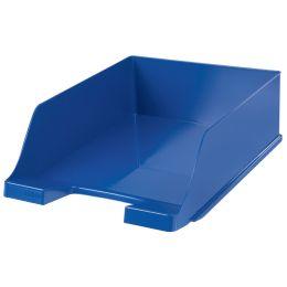 HAN Briefablage KLASSIK XXL, DIN A4, Polystyrol, blau