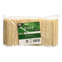 PAPSTAR Spieße pure, aus Bambus, Länge: 100 mm