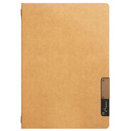 Securit Speisekarten-Mappe Nature Collection, A5, beige