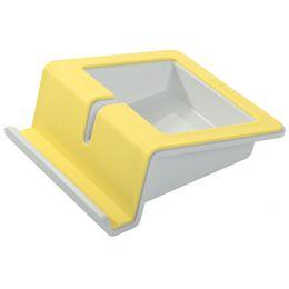 HAN Tablet-PC-Ständer Tablet Stand UP, gelb