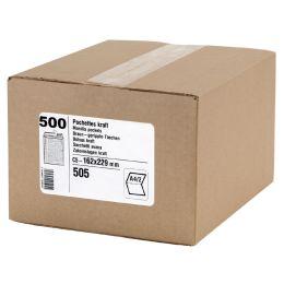 GPV Versandtaschen ECO, C5, braun, 90 g/qm