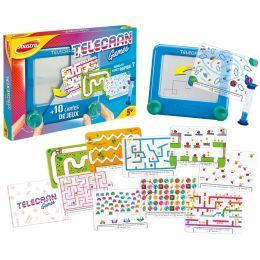 Joustra Zeichentafel/Zaubertafel TELECRAN GAMES, blau