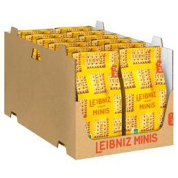 LEIBNIZ Butterkeks Minis, 150 g Beutel, im Display