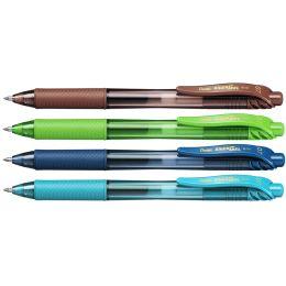 Pentel Liquid Gel-Tintenroller EnerGel-X BL107, hellblau