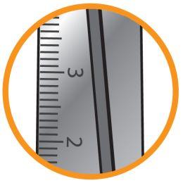 Maped Bastelschere Essentials, rund, Länge: 130 mm