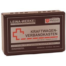 LEINA KFZ-Verbandkasten Unser Bester, Inhalt DIN 13164