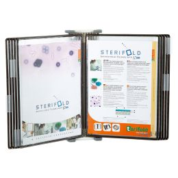 tarifold STERIFOLD Wandelement, DIN A4, lichtgrau