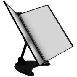 tarifold Tischständer 3D, schwarz, bestückt