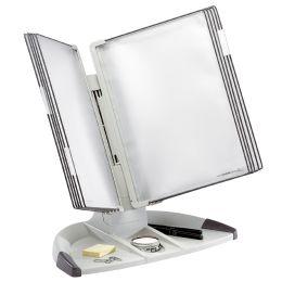 tarifold Tischständer Design, lichtgrau/grau