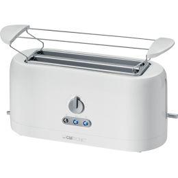 CLATRONIC 4-Scheiben Toaster TA 3534, weiß
